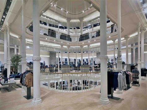 zara home store design zara flagship store via del corso rome 08 187 retail design blog