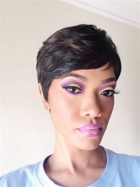 weaves for pixie cuts 25 best images about summer hair on pinterest pixie