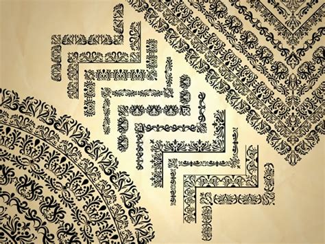 illustrator pattern brush corners tutorial illustrator calligraphic pattern brushes