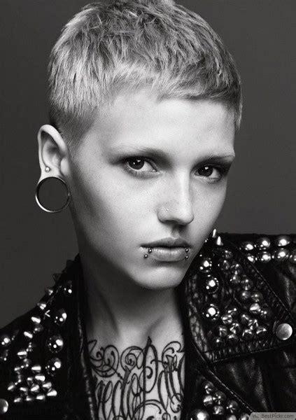 10 Best Short Punk Hairstyles For Women In 2018   BestPickr