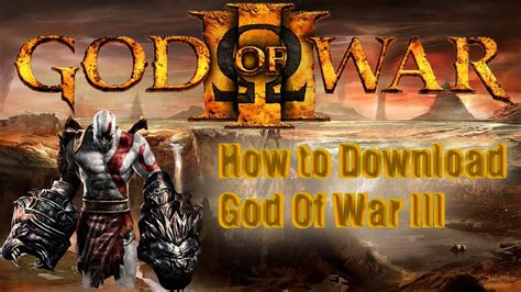 god of war film download in hindi how to download god of war iii on pc real or fake in