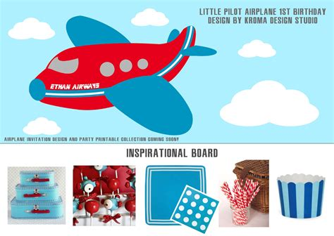 Aeroplane Template For Birthday Card by Airplane Inspired Birthday Pilot Birthday