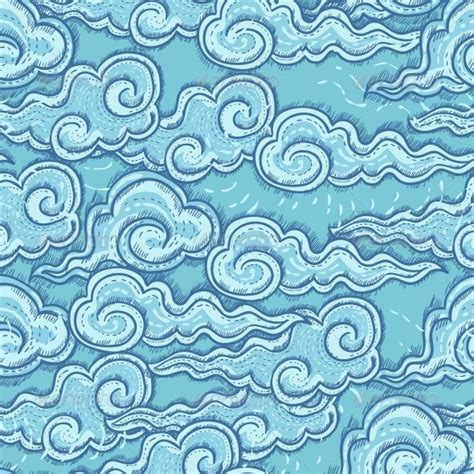 pattern wave seamless pattern with waves by depiano graphicriver