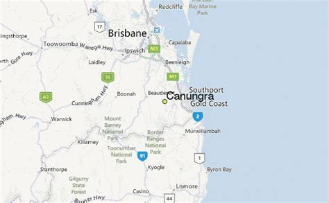 canungra weather station record historical weather for