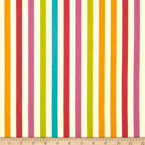 Line Stripe By waverly line up stripe twill sorbet