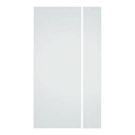 Glass Panel Door Home Depot Kohler 33 In 36 In Shower Door Glass Panel And Sidelite K 705749 L Na The Home Depot