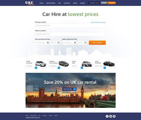 Free Car Rental Template Car Rental Website Template Phpjabbers Rental Website Template Free