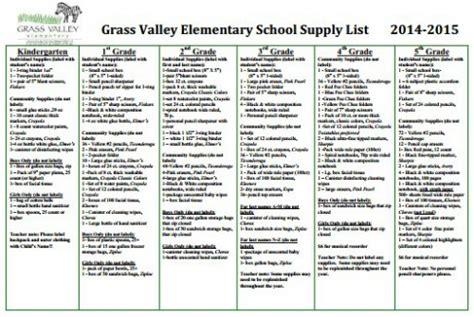 Camas School District Calendar Grass Valley Elementary