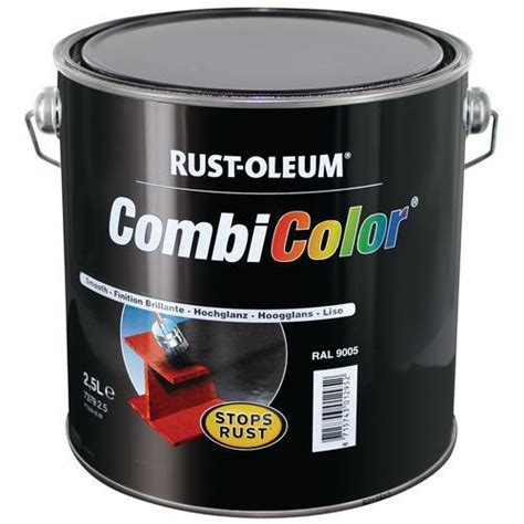 rustoleum combicolor 7300 gloss metal paint standard colours 2 5l