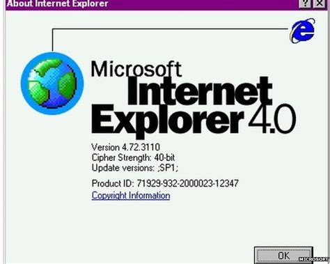 The Explorer 4 explorer 4 keyboard shortcuts key
