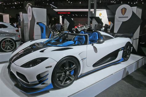 koenigsegg agera rs1 top speed best cars of the 2017 new york auto show carnow portal