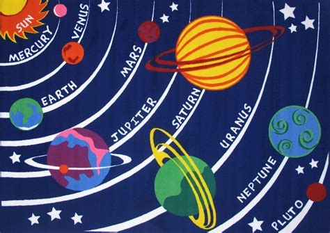 Bathroom Valance Ideas fun rugs fun time solar system kids rug amp reviews wayfair