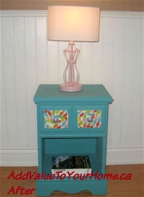 Decoupage Laminate Furniture - how to paint laminate furniture hometalk