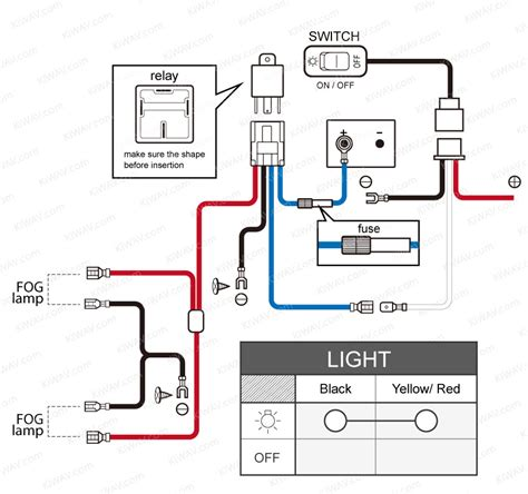 driving light relay wiring diagram get free image about