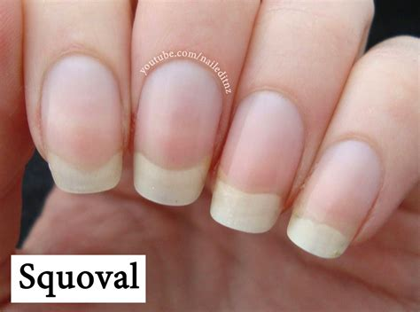 how to file nails how to file your nails almond oval squoval