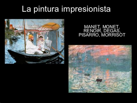 la pintura del impresionismo 3836557096 la pintura impresionista