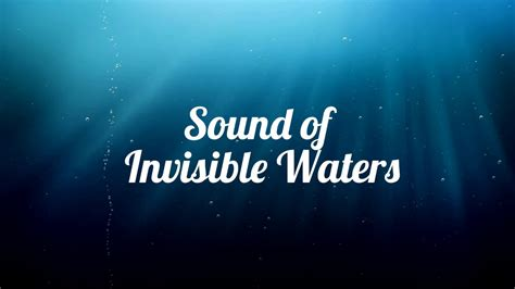 sound  invisible watersmp