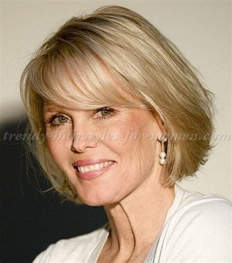 bob haircuts for sixty year olds short hairstyles over 50 hairstyles over 60 bob haircut