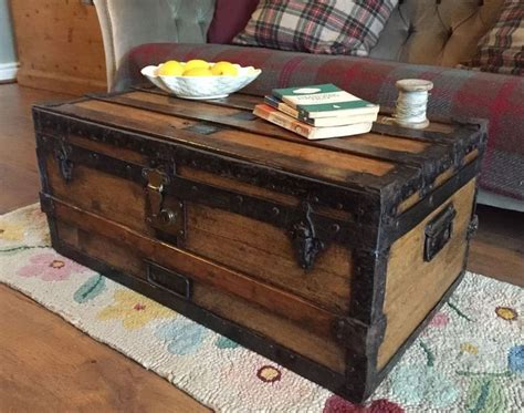 wooden chest coffee tables best 25 chest coffee tables ideas on wooden