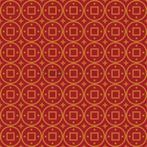 chinese pattern vector ai chinese pattern background vector image 1577045