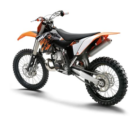Ktm Sxf 250 2010 2009 Ktm 250 Sx Review
