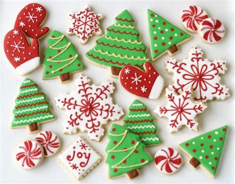 christmas cookie border clipartion com