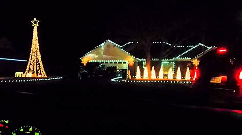 free christmas lights in arkansas cabot arkansas lights to quot let it go quot