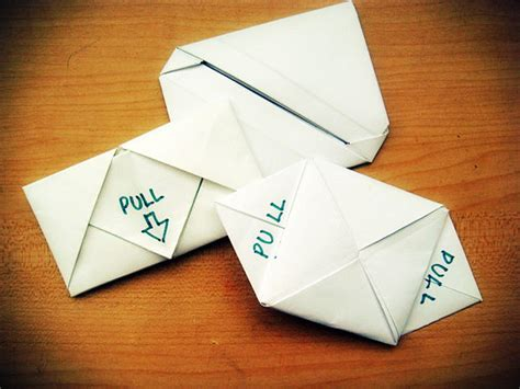 How To Fold A Paper In Three - 3 different styles of letter folding