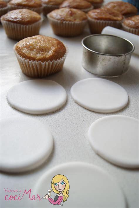 decorar cupcakes con fondant paso a paso paso a paso cupcakes chupete y bebe vamos a cocimar