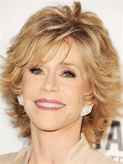 jane fonda hairstyles front and back best short haircuts for women over 50