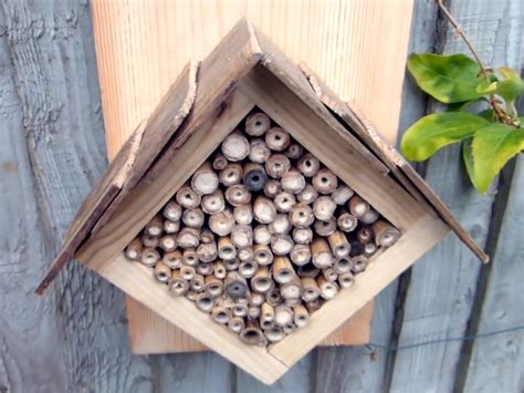 Small Spaces Furniture by How To Make An Insect Hotel Garden Furniture Land