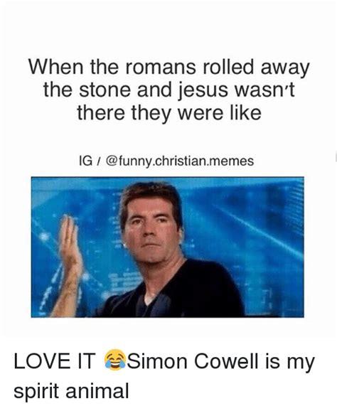 Simon Cowell Meme - funny christian memes memes of 2016 on sizzle church