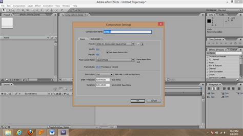 Tutorial Opening Dengan After Effect | opening effect dengan menggunakan after effect
