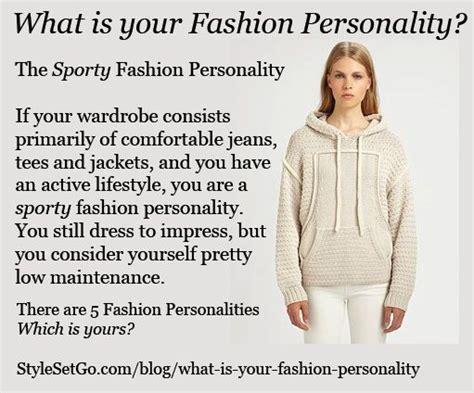 5 type ageless style sporty fashion style personality types pinterest