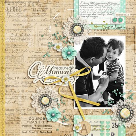 Nov 2013 Digital Scrapbooking Free Template Sahlin Studio Digital Scrapbooking Designs Digital Scrapbooking Templates