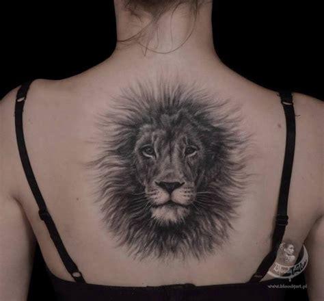 tatuajes de leones las mejores fotos de la web