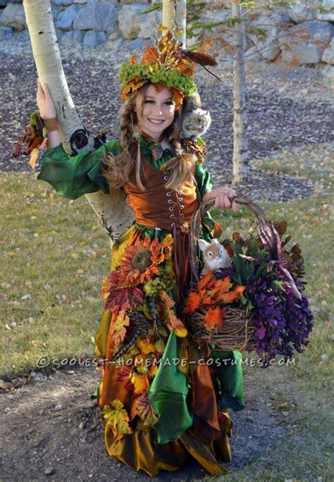 Costume Handmade - beautiful handmade nature costume