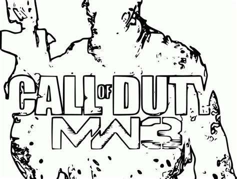 Black Ops Coloring Pages call of duty black ops coloring pages coloring home