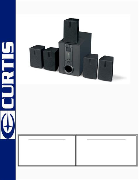 curtis home theater system htib1002 user guide