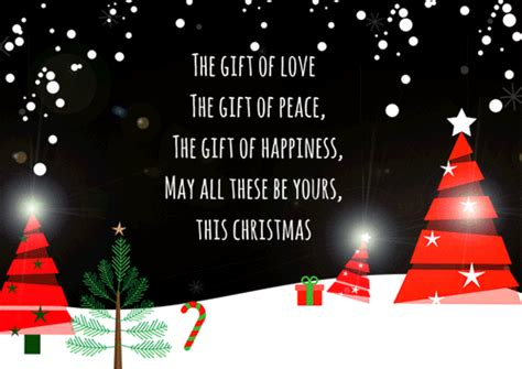 gift  love gift  peace  merry christmas wishes ecards