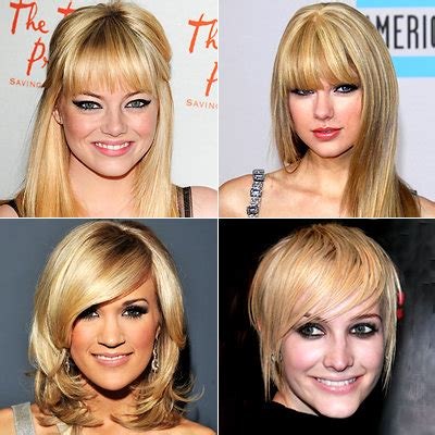 try on hair color try on the best hair colors instyle