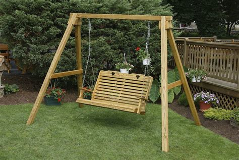 a frame for swing outdoor furniture classic outdoor furniture heavy duty