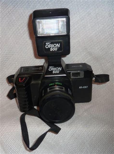 Original Tool Gembok 50mm srz 500 ar 4367 focus free 50mm lens with original flash