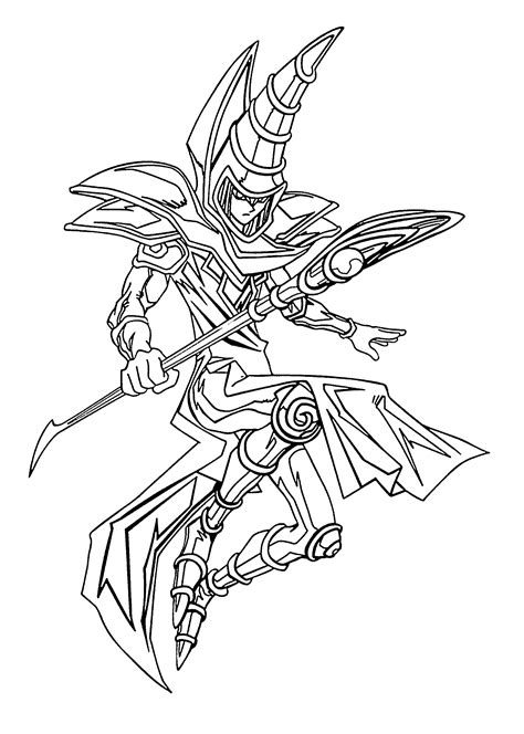 yu gi oh coloring pages yu gi oh coloring pages to and print for free