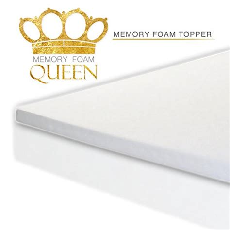 memory foam mattress topper reviews ultra premium memory foam mattress topper review