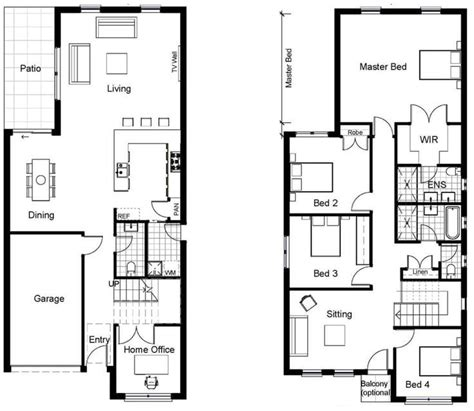 best 25 tiny house plans ideas on pinterest tiny home modern small two story house plans inspirational best 25