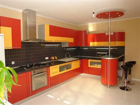 L Type Small Kitchen Design кухни из пластика