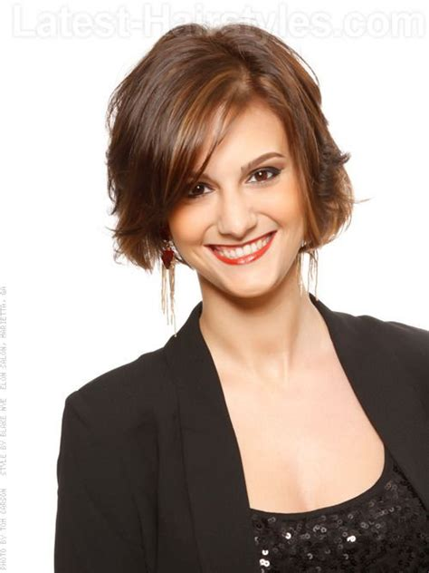 fine graycoming in of short bob hairstyles for 70 yr old best 25 brown bob hair ideas on pinterest colored bobs