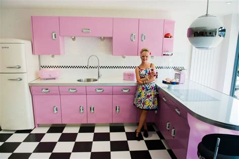 Pink Tiles Kitchen by 11 Best Images About Kitchens On