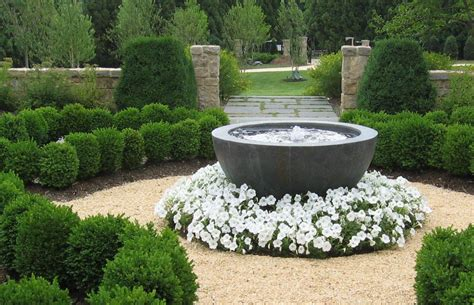 backyard water fountains ideas landscape with water ideas backyard design ideas